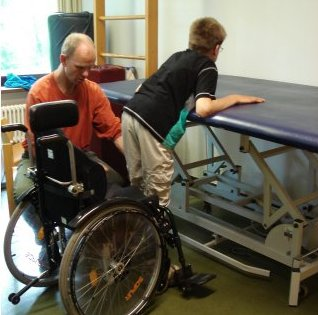 Physiotherapie an der Schule Borchersweg